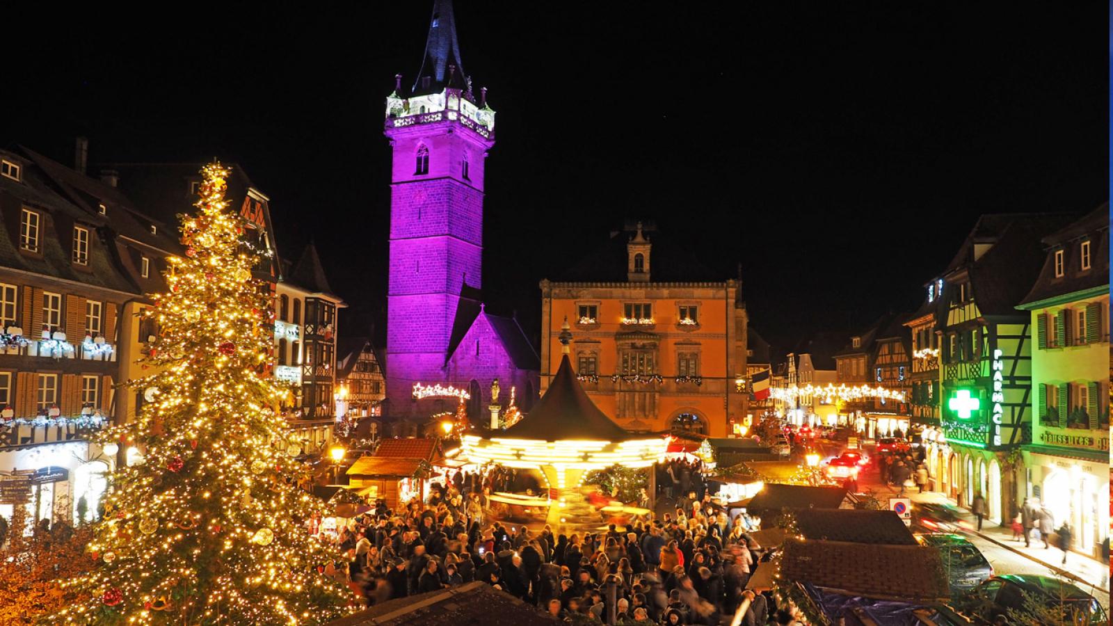 Weihnachtsmarkt Elsass 2021